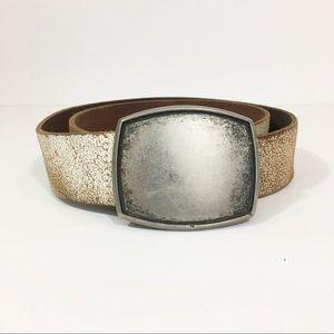 Aldo   Leather Boho Belt